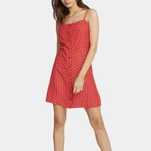 Volcom Juniors' Salt And Sun Printed Dress